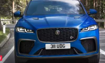 JLR commences bookings for new F-PACE SVR in India