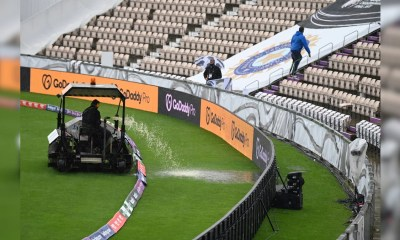 """WTC Final: Dinesh Karthik Gives Weather Update From Southampton, Says """"Doesn't Look Great"""" 