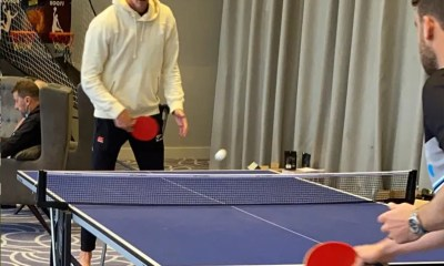World Test Championship Final: Kyle Jamieson Plays Table Tennis As Wet Weather Delays Start On Day Four