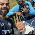 """WTC Final: Virat Kohli Shares Picture With Mohammed Siraj And Ishant Sharma, Says """"These Quicks Are Dominating Everyday""""   Cricket News"""
