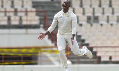 West Indies vs South Africa: Lungi Ngidi Shines As South Africa Takes Control In First Test | Cricket News