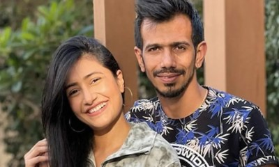 """Yuzvendra Chahal, Wife Dhanashree Verma Are """"Footwork Couple"""" In Latest Video. Watch 