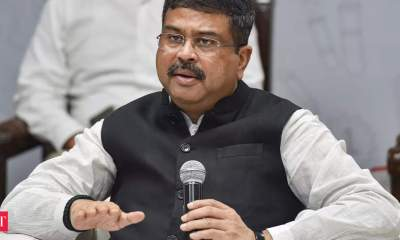 Education minister Dharmendra Pradhan looks to dust off draft bill on HECI