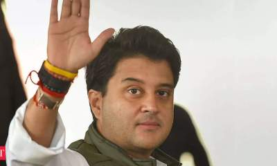 Financial bids received to be opened after technical bid scrutiny: Jyotiraditya  Scindia on Air India divestment