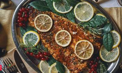Next food frontier: Fish made from plants, or in a lab
