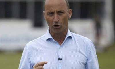 """""""Anyone Could Upset India In Any Knockout Game"""": Nasser Hussain Explains"""