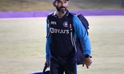 """India Fielding R Sridhar """"Fortunate To Coach And Interact With Amazingly Talented Cricketers"""""""