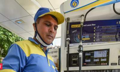 Prices up again; petrol crosses 119 in border districts of MP, diesel touches 108