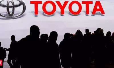 Toyota posts first loss in 5 years on slow sales