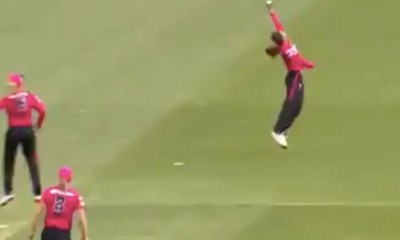 Watch: Indias Radha Yadav Takes One-Handed Stunner Playing For Sydney Sixers In WBBL 2021