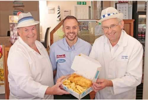 Top 2 Fish and Chips in the South East and London