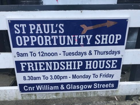 St Paul's Opportunity Shop