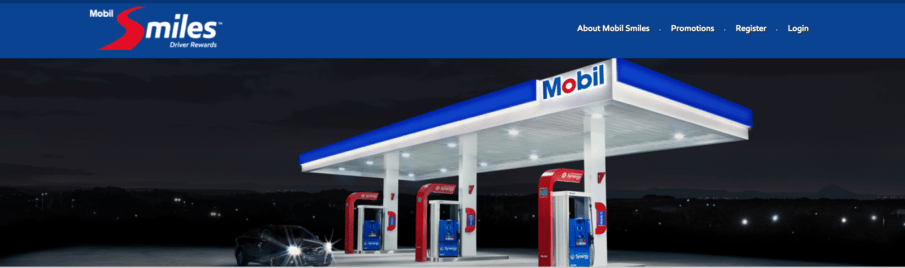 Mobil Smiles reward program