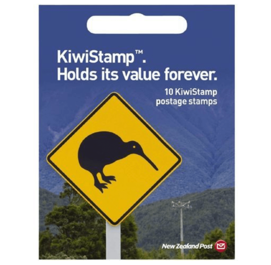 Buying 10 New Zealand Stamps