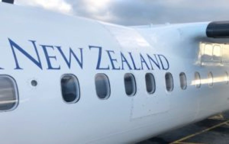 Air New Zealand airport