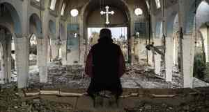church attacked in Armenia