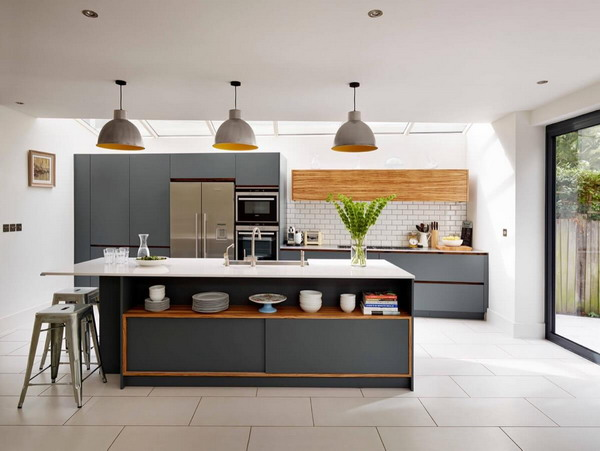 TOP 7 Kitchen Interior Design Trends 2021 - NewInteriorTrends