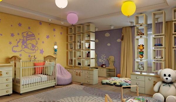 Key Rules For Children's Interior Design