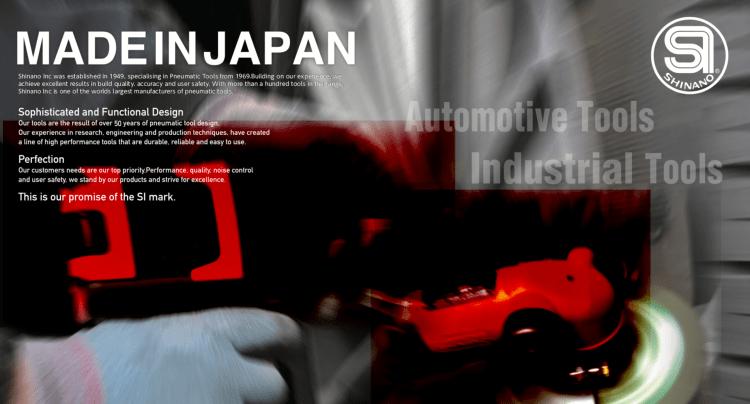 Shinano Pneumatic Tool