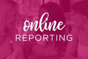 NEW! Online Reporting