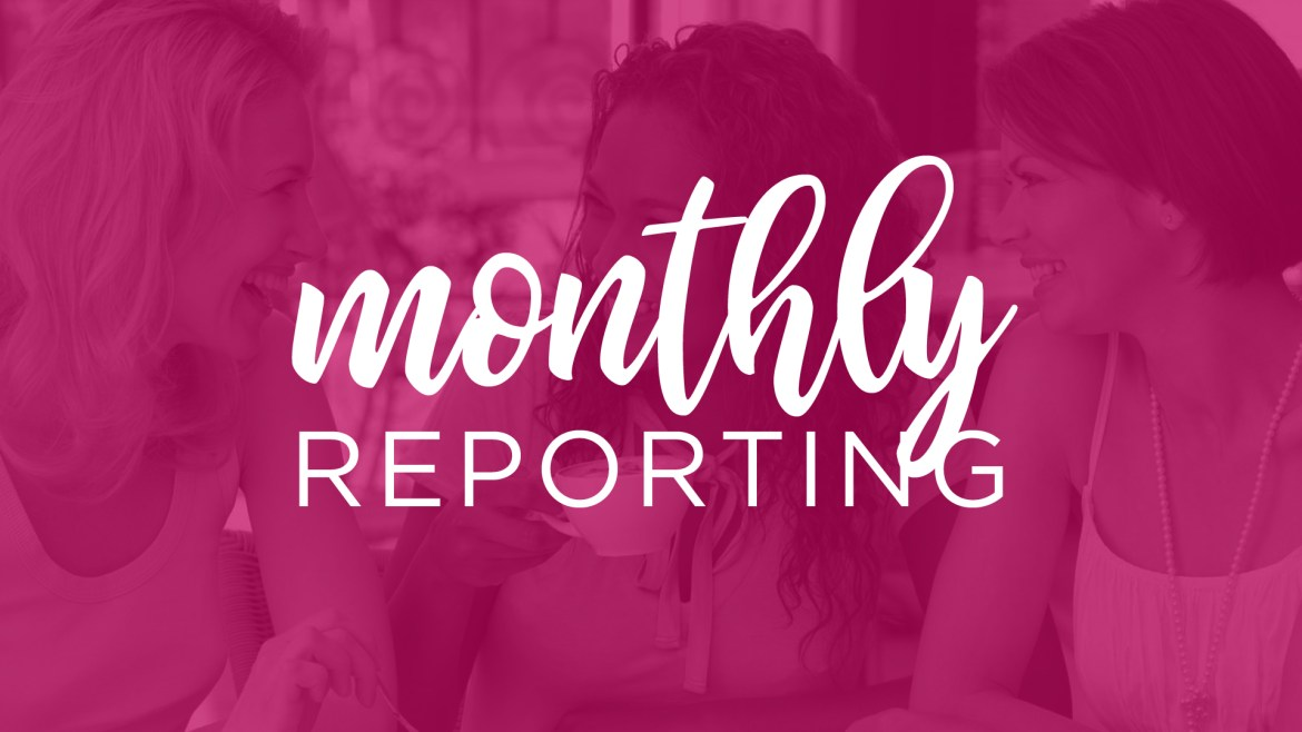 Monthly Reporting