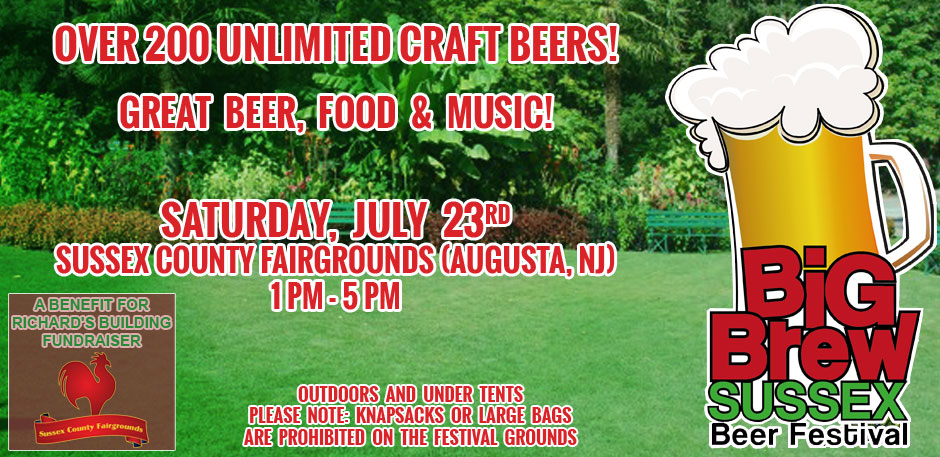 Sussex Craft Beer Events