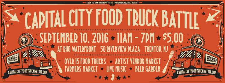 Trenton Food Truck Events