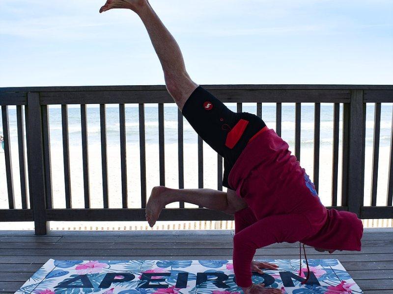 apeiron yoga mats