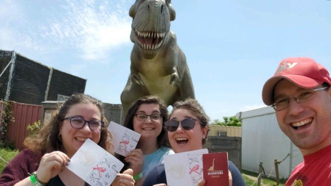 Get Jurassic in New Jersey at Jerseysaurus! - New Jersey Isn