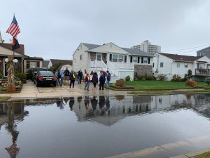 Sandy Homeowners Flood