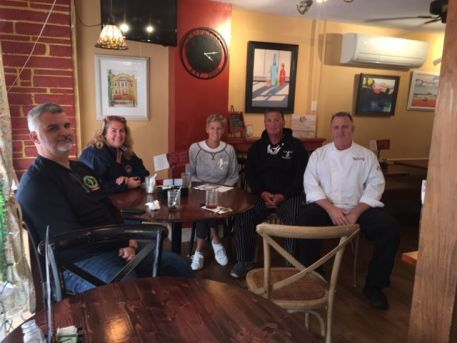 Ocean City Restaurant owners and clergy are working with OCNJ C.A.R.E. to provide aid to members of high risk groups affected by the COVID-19 crisis.
