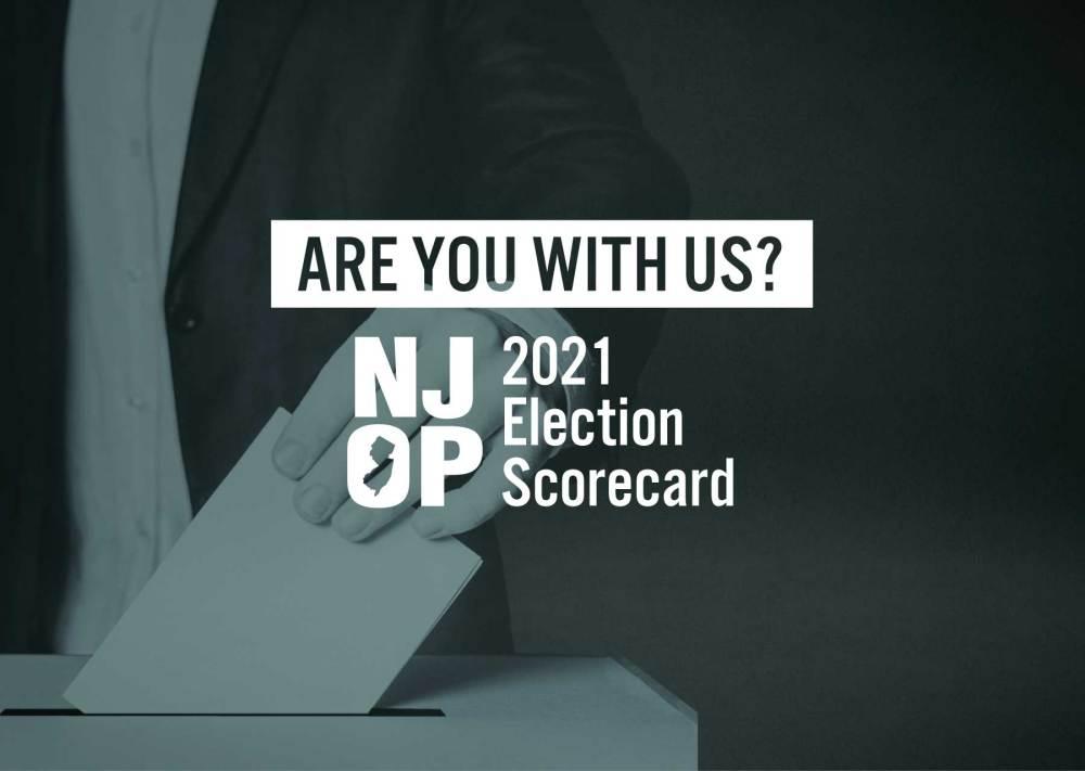 NJOP 2021 Election Scorecard image