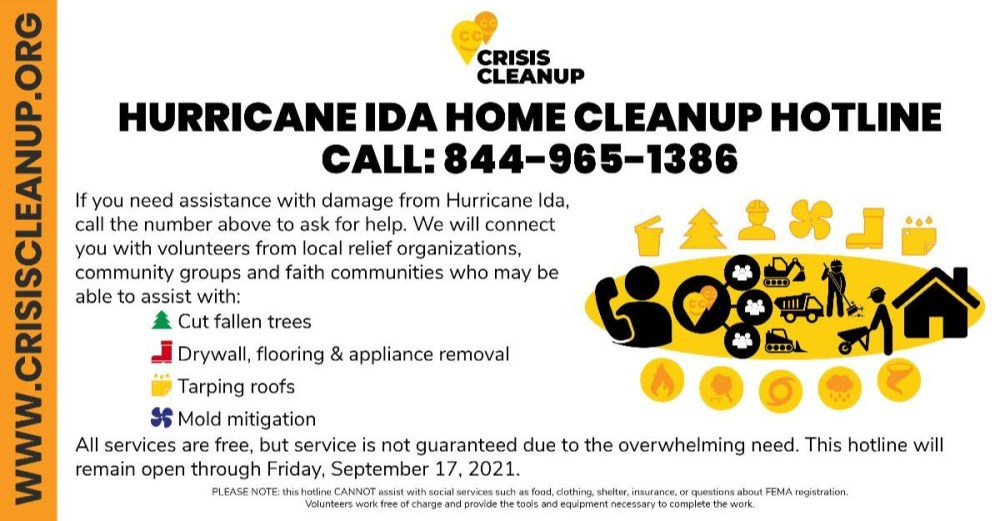 Crisis Cleanup