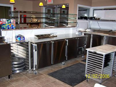 Food Service Equipment – NJ Refrigeration