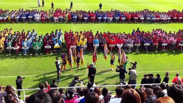 全日本少年サッカー大会選手宣誓