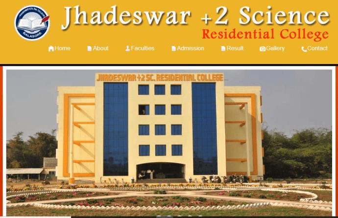 jhadeswar college