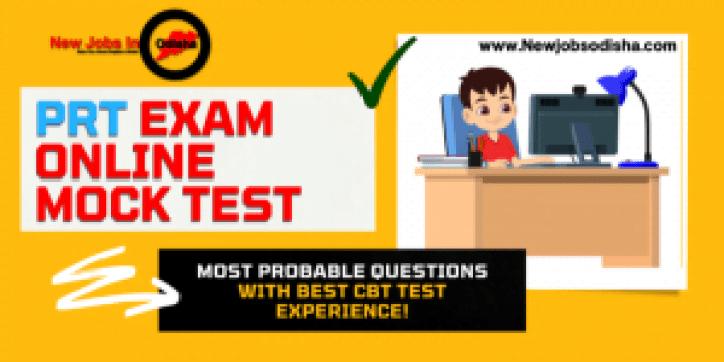 PRT Science Mock Test Online