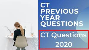 ct question 2020