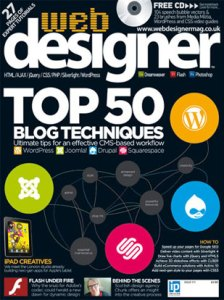 Web Designer Issue 171