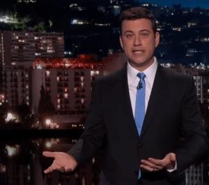 Jimmy Kimmel hat eine klare Botschaft an alle Impfgegner (Screenshot)