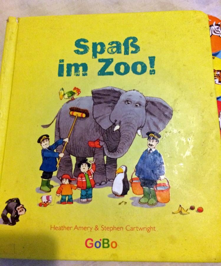 Spass-im-Zoo