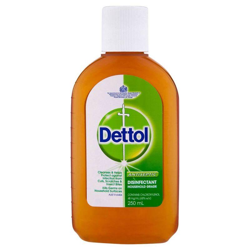 Dettol Classic Antiseptic Liquid 250ml