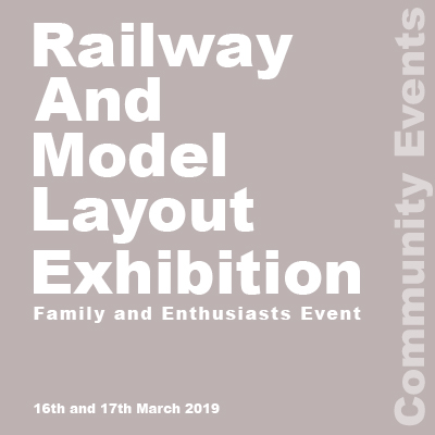 Model Railway Exhibition logo