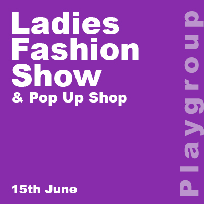 Ladies Fashion Show Poster