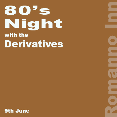 80's night at the Romanno Inn