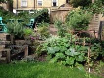 domestic gardens