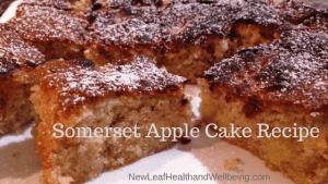 photo of Somerset Apple Cake