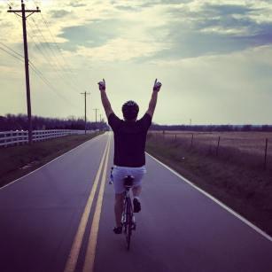 Stud muffin cycling