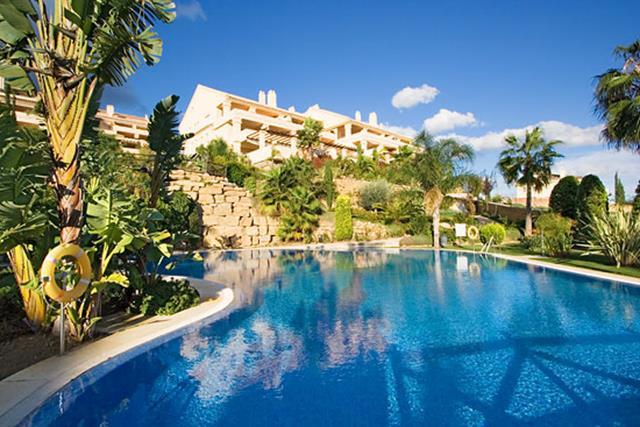 ALBATROS Hill – penthouse in luxury surroundings