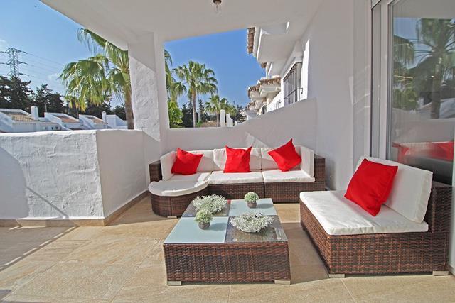 Los Naranjos – fantastic 3 beds dúplex penthouse